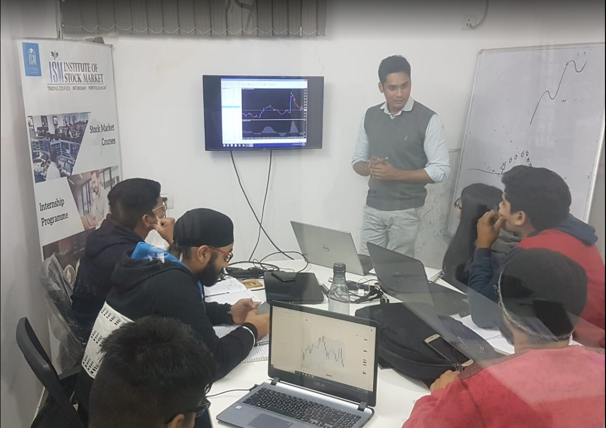 technical analysis course in delhi at top best stock market institute in delhi