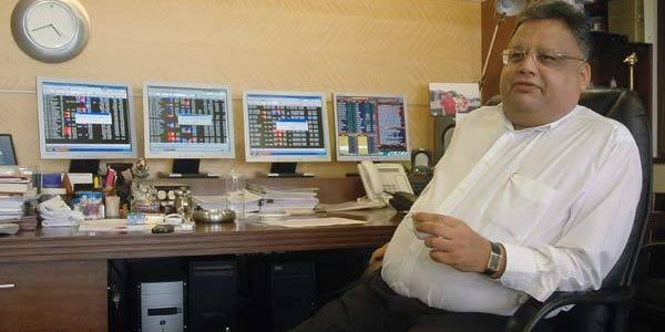 Rakesh Jhunjhunwala portfolio and trading stategies - Trade like