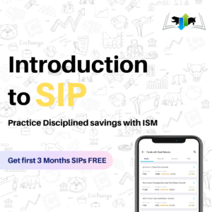 FREE SIP - Invest in sip with ism